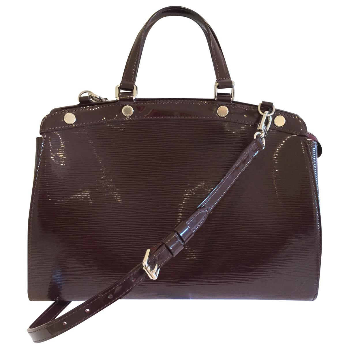 Louis Vuitton Pre-owned - Patent leather bag 0kQzvELqh