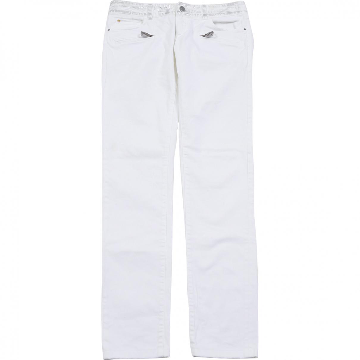 d217fdf68 Bui White Men Slim For Barbara In Lyst Jeans SqwFTpw8