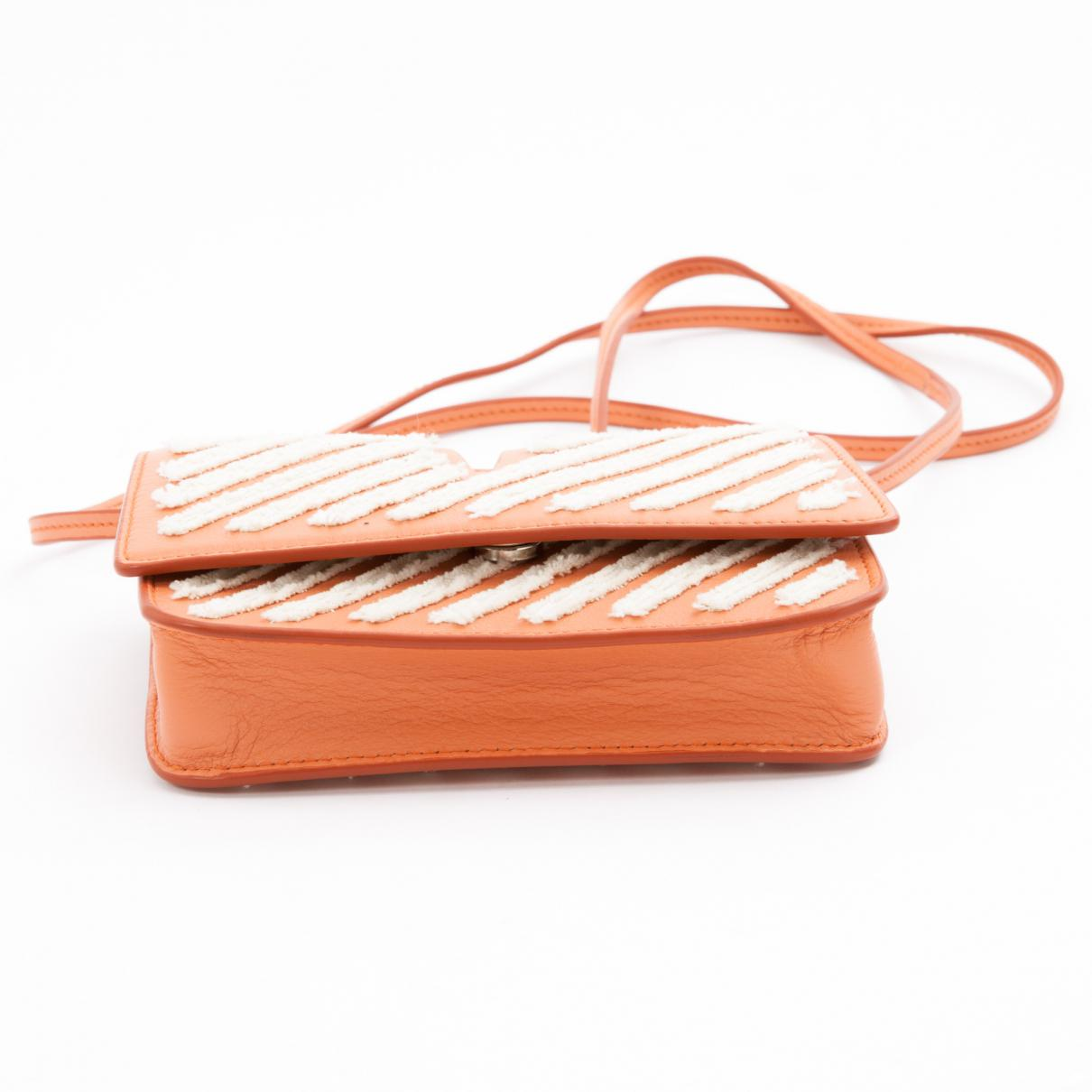 Jil Sander Pre-owned - Leather mini bag DtwbChyM