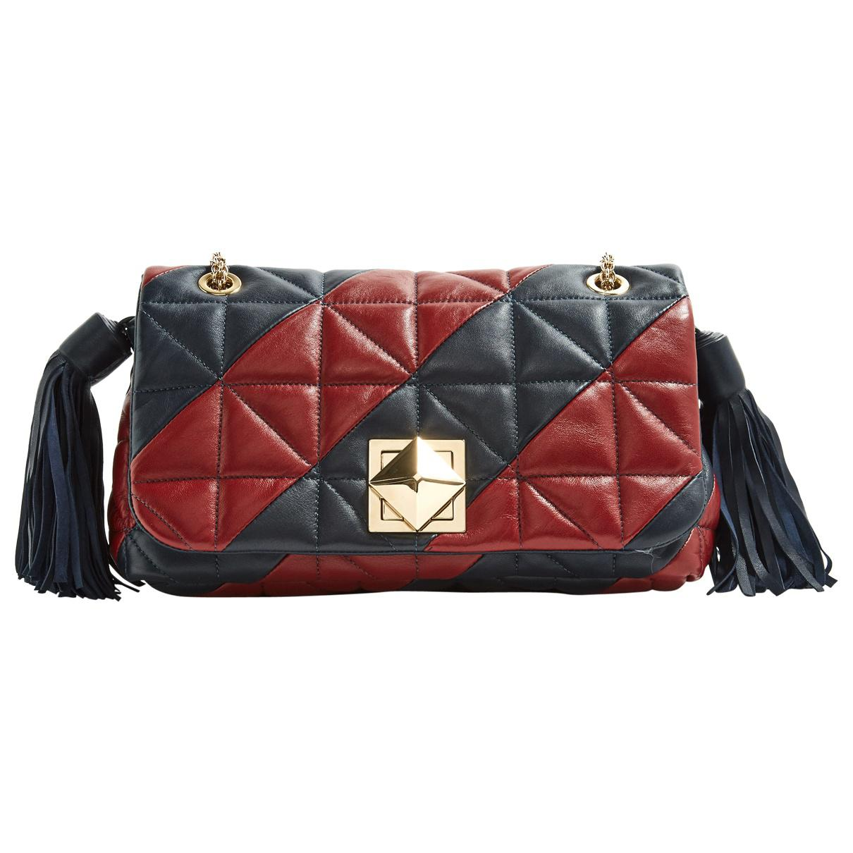 Pre-owned - Leather crossbody bag Sonia Rykiel fggXiS0