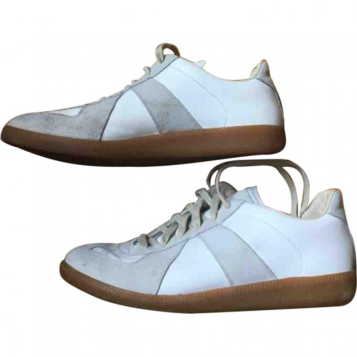 Pre-owned - Low trainers Maison Martin Margiela 3Lr3FoXLDN