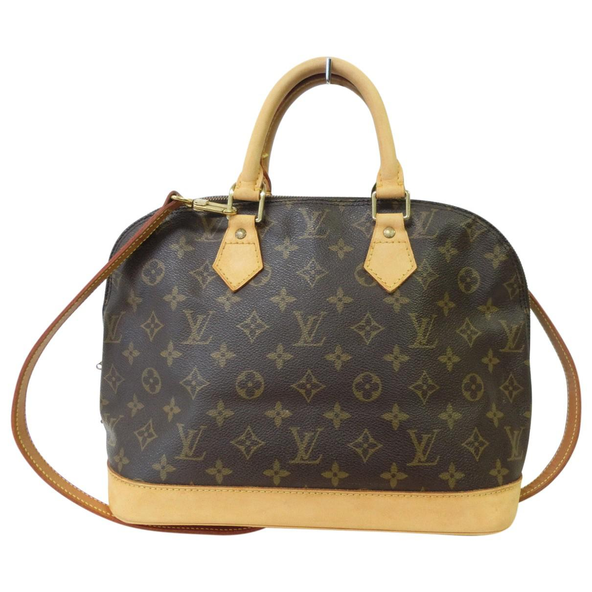 MR. Pre-owned - Leather handbag 2QuxD