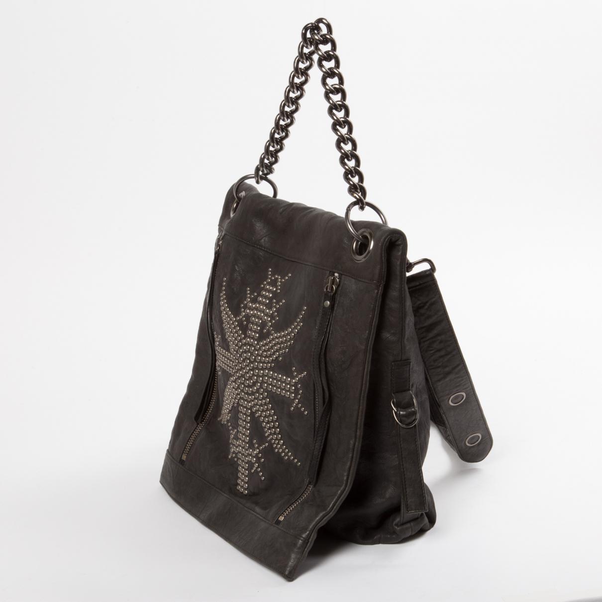Chrome Hearts Pre-owned - Leather handbag K4009m
