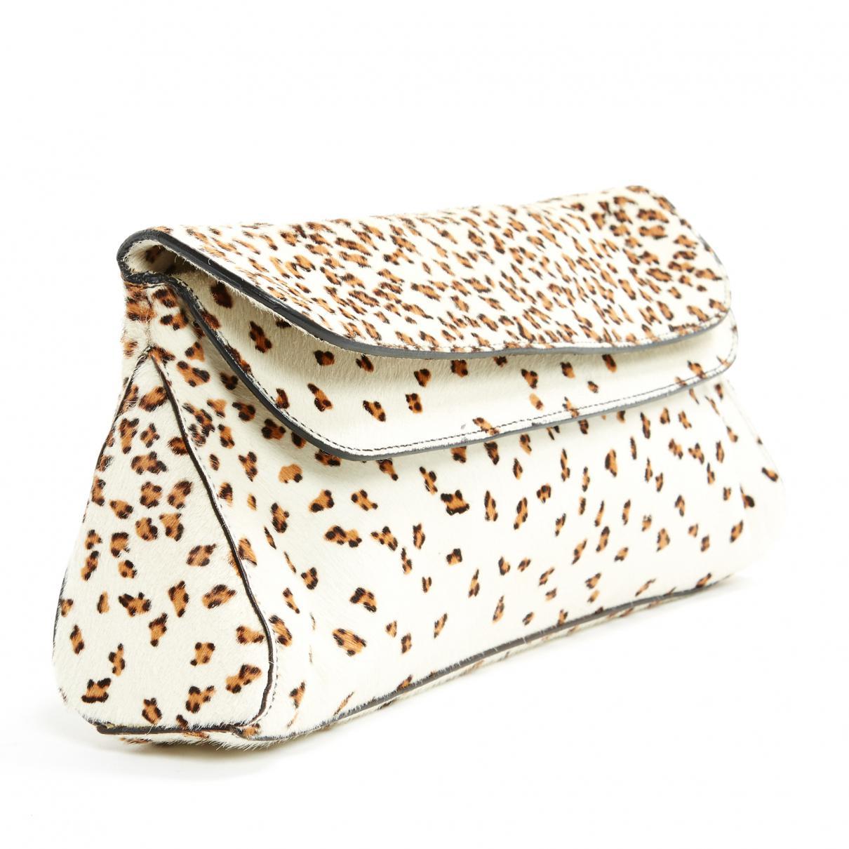 Alaia Pre-owned - Pony-style calfskin clutch bag Yu2tH1