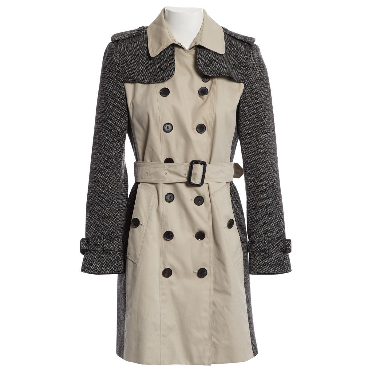 20d22d2cf9b4 Lyst - Burberry Trench Coat
