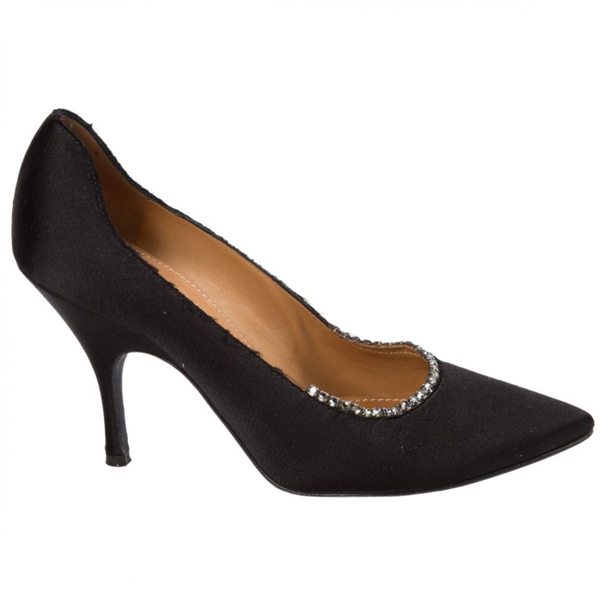 Pre-owned - Cloth heels Lanvin 6b8Q7