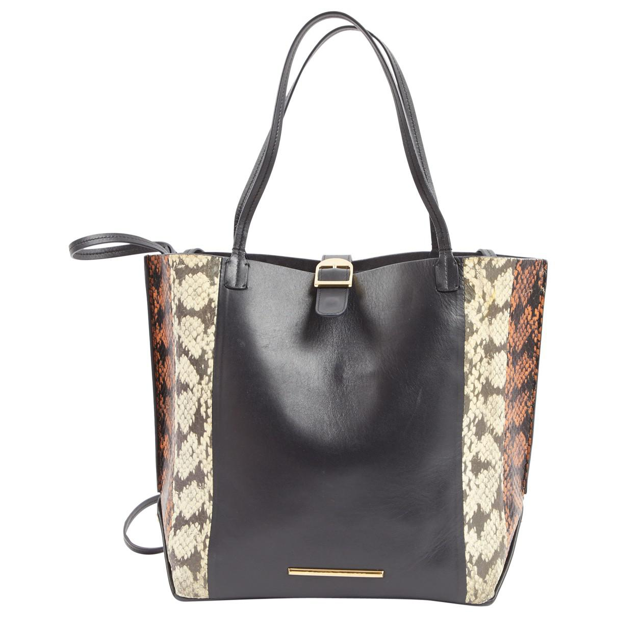 Roland Mouret Pre-owned - Leather tote nl0pXg9oA