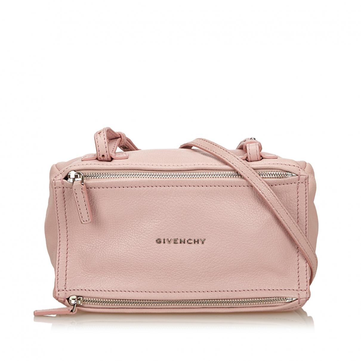 Givenchy Pre-owned - Pandora leather handbag FybqO3aGTC