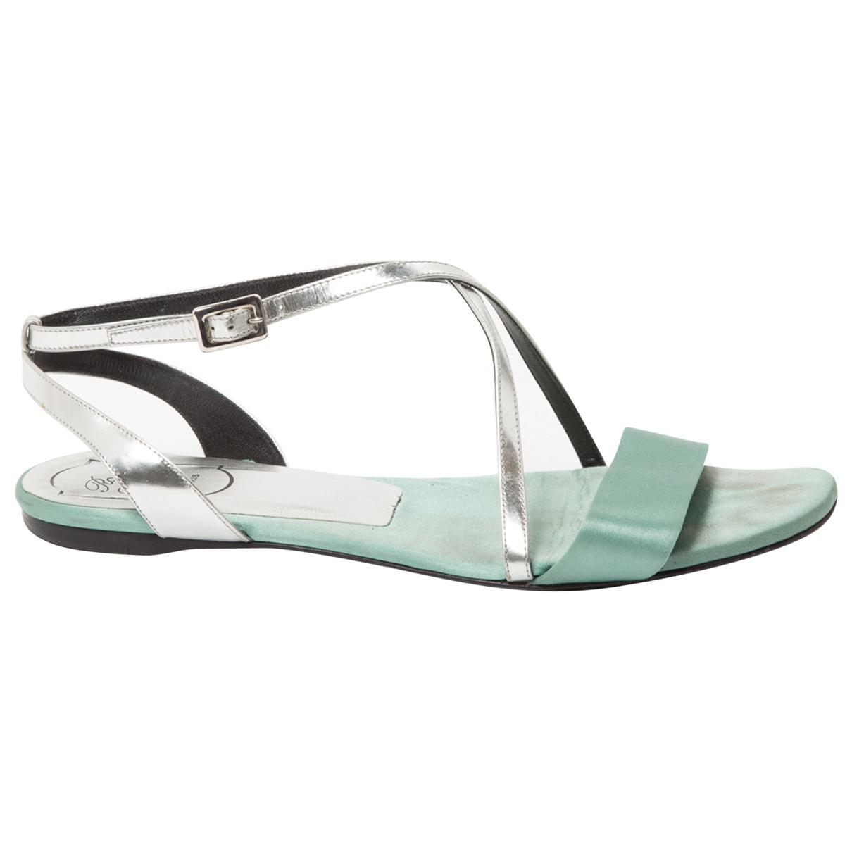 Pre-owned - Cloth sandals Roger Vivier RikN2tOas
