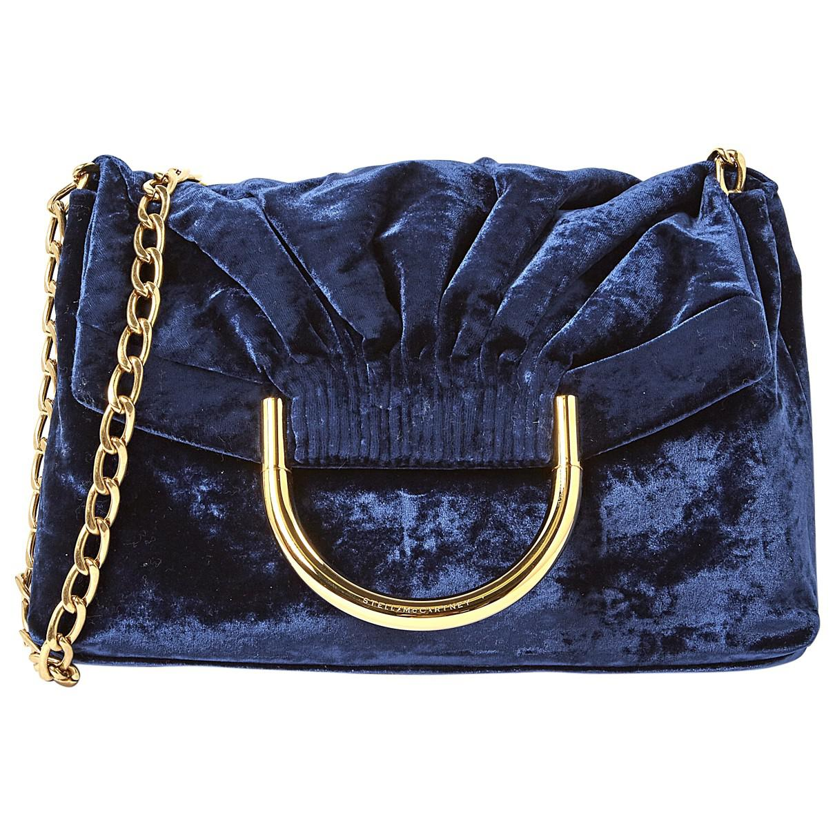 Stella McCartney Pre-owned - Velvet handbag bfR3iN
