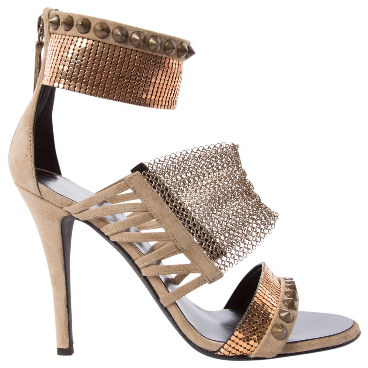 Pre-owned - Sandals Balmain Oe90qmG