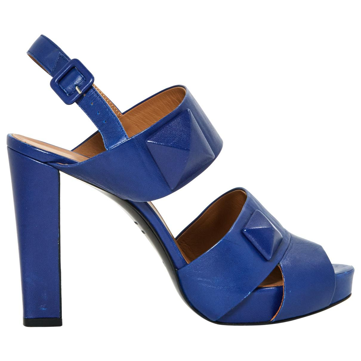 Pre-owned - Python sandals Herm WpEYV5Jyxb