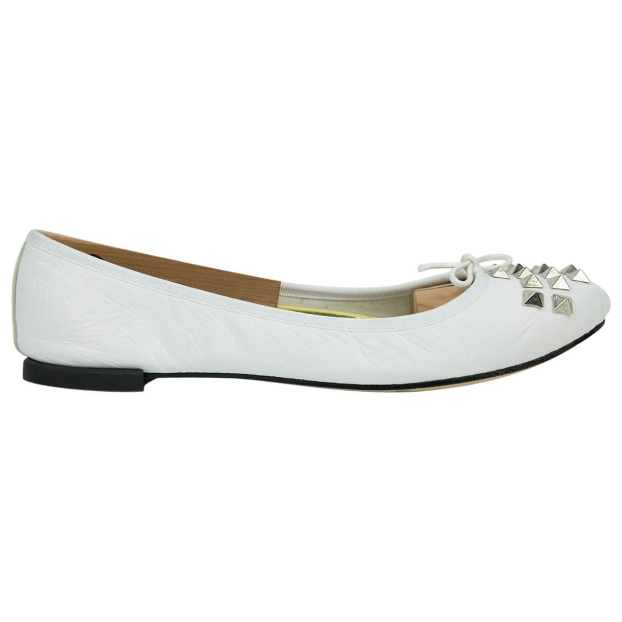 Pre-owned - Leather flats Repetto yQ3f6WBe