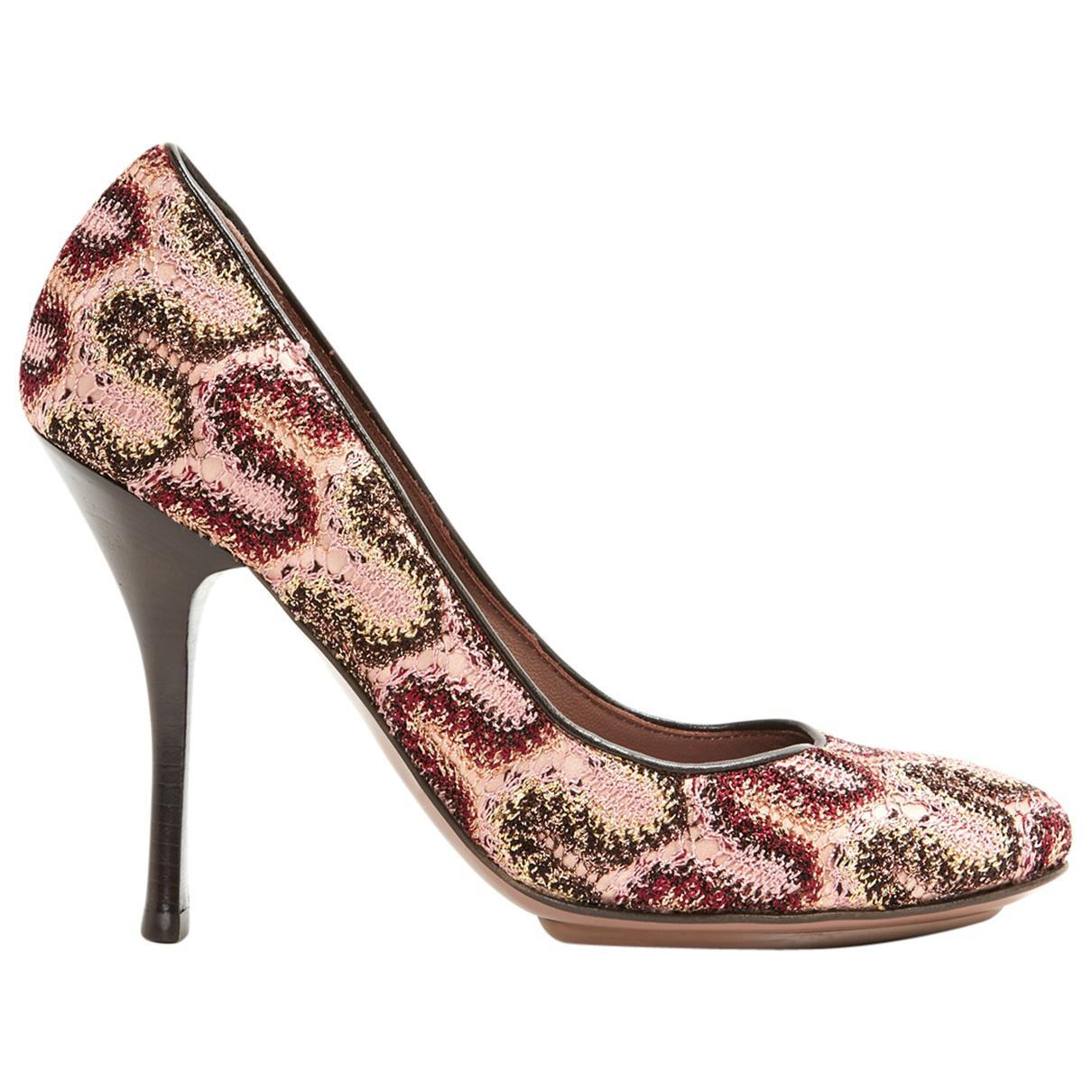 Pre-owned - Cloth heels Missoni FW0upAuw7