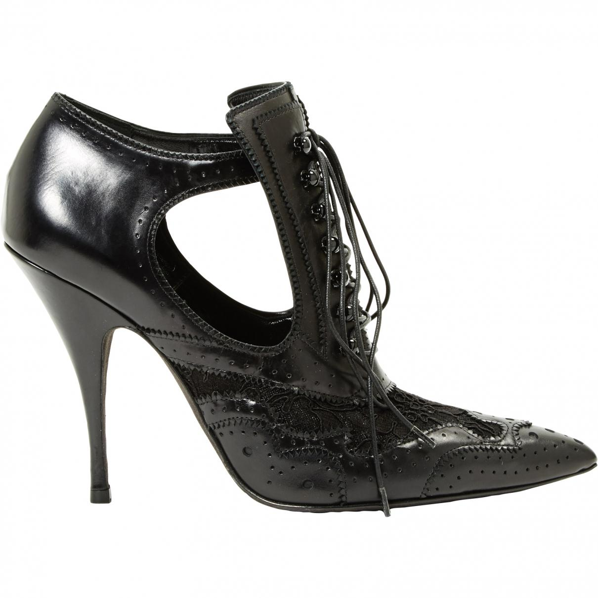 Pre-owned - Leather heels Givenchy wlGyEMLp