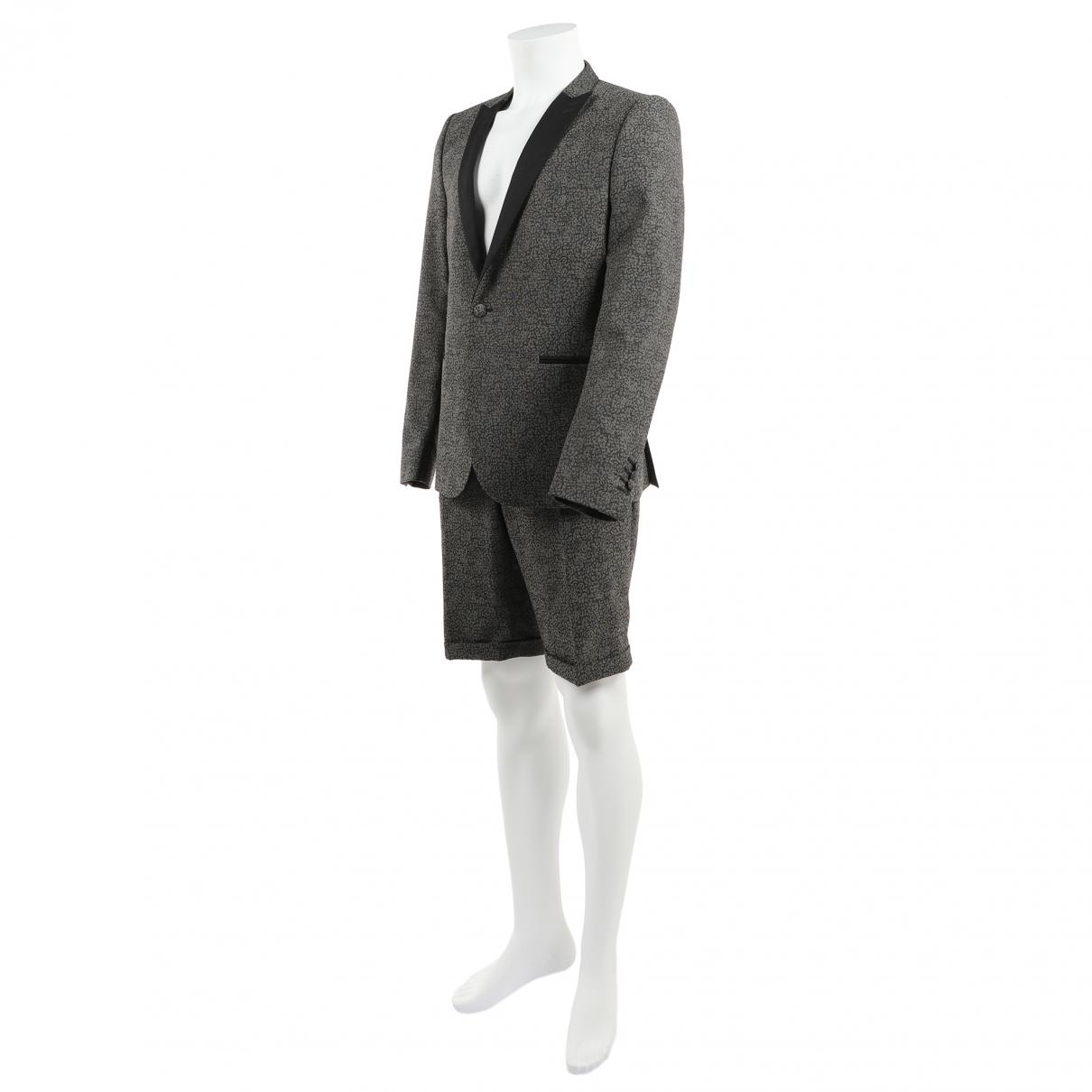 319a9069942 Lyst - The Kooples Brown Wool Suits in Brown for Men