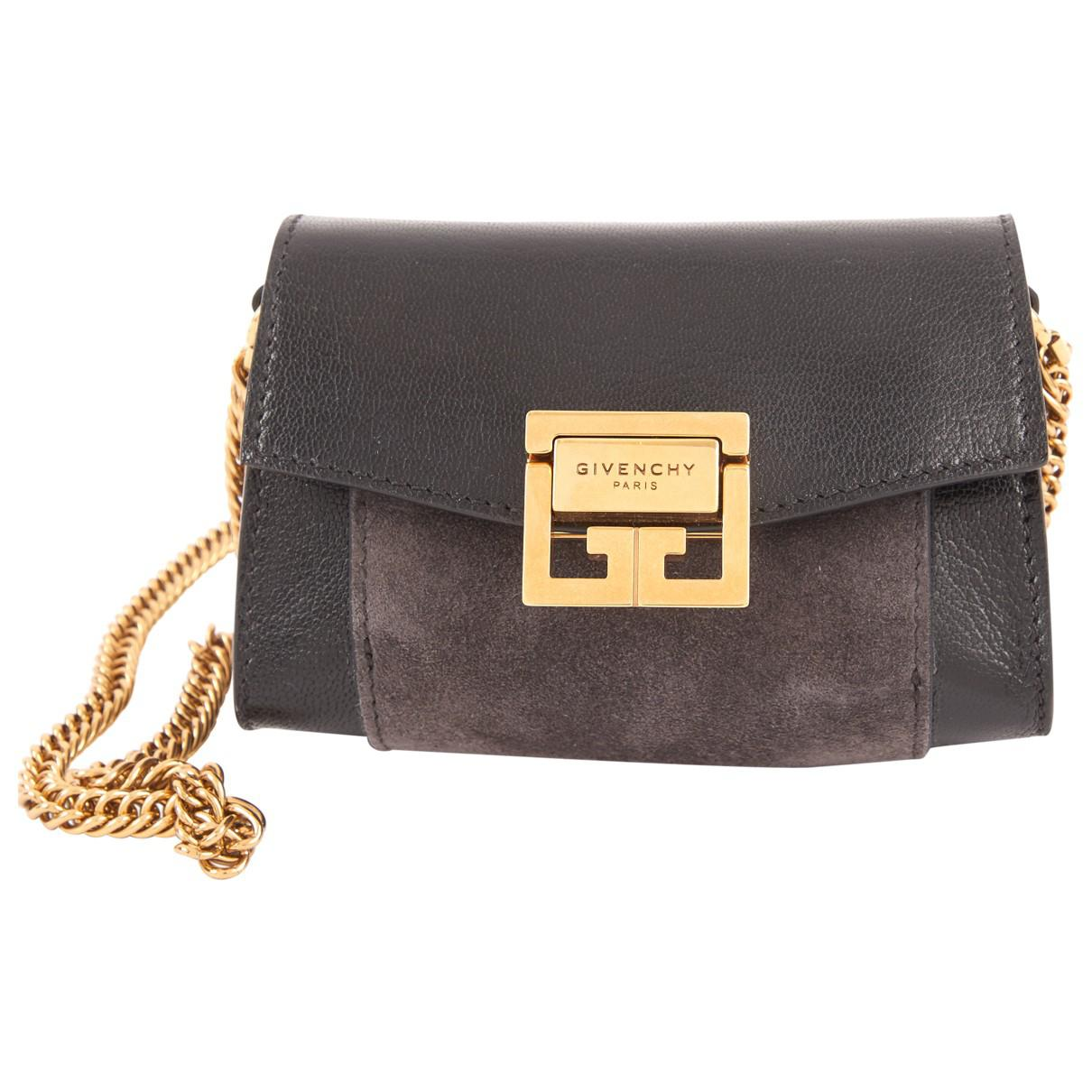 Givenchy Pre-owned - Leather clutch oDEXe