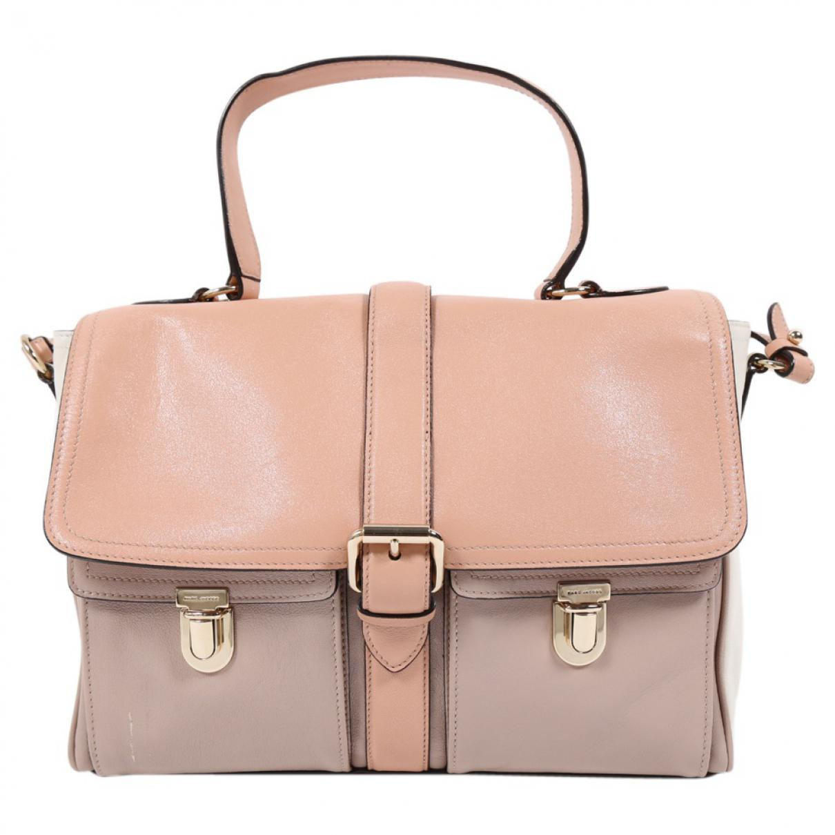 Marc Jacobs Pre-owned - Leather satchel meNDPudF6z