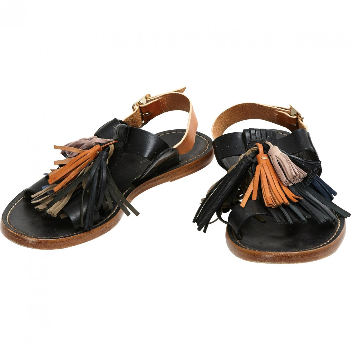 Pre-owned - Leather sandals Isabel Marant zHbMIJ