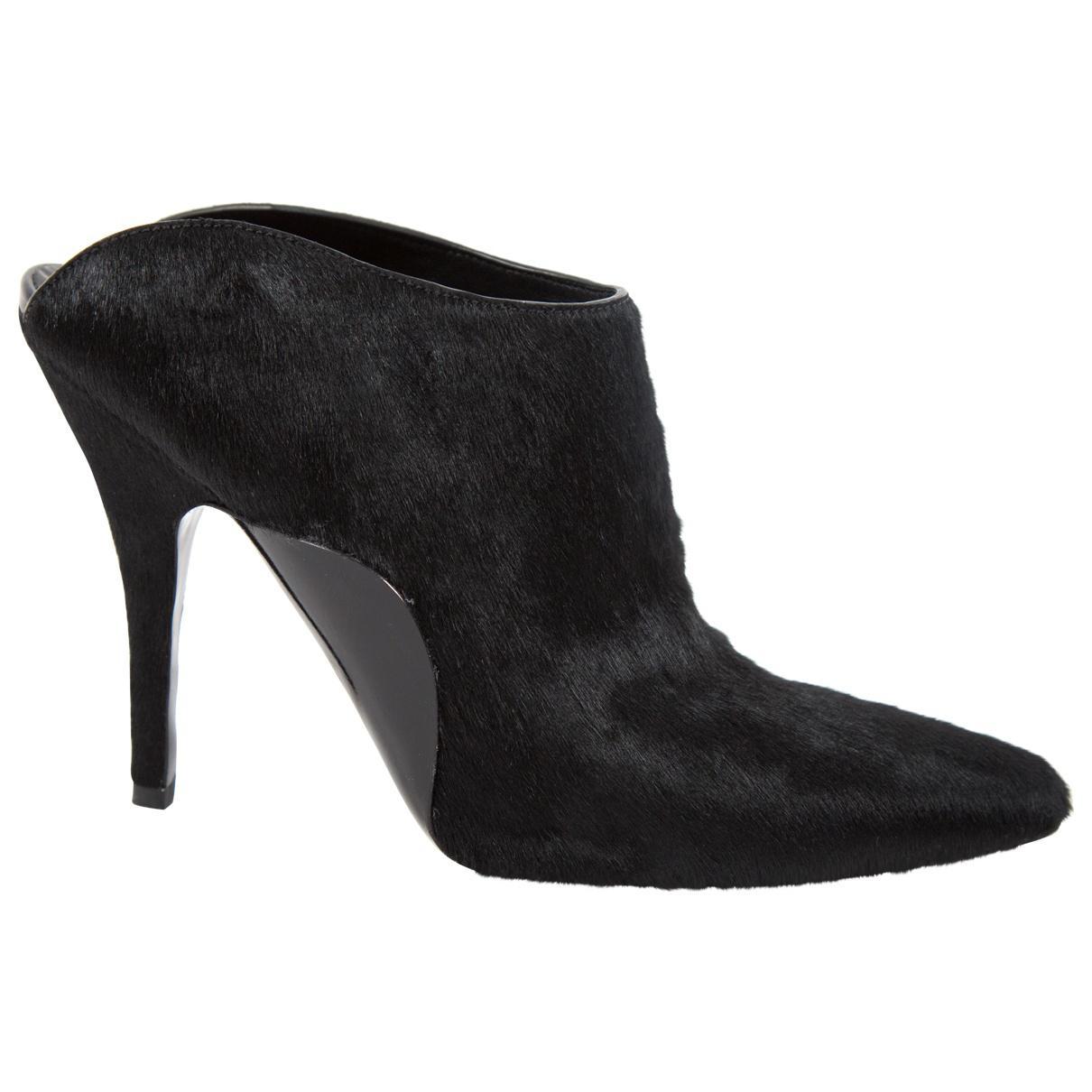 Pre-owned - Pony-style calfskin heels Alexander Wang eMgAB9HGSL
