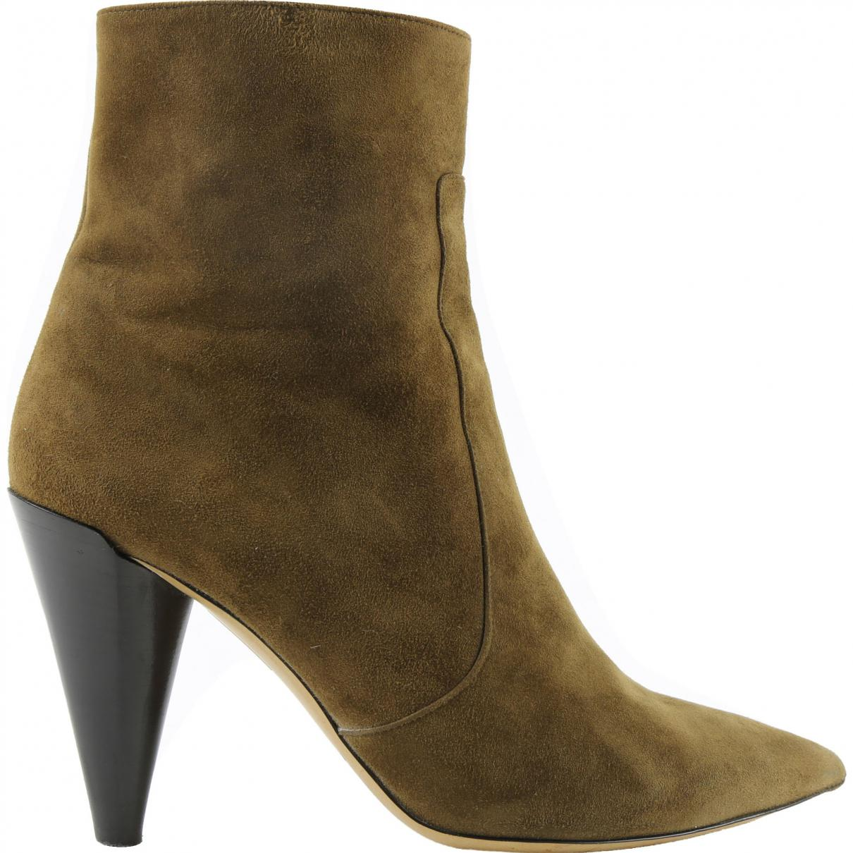 Pre-owned - Ankle boots Isabel Marant HW70JR