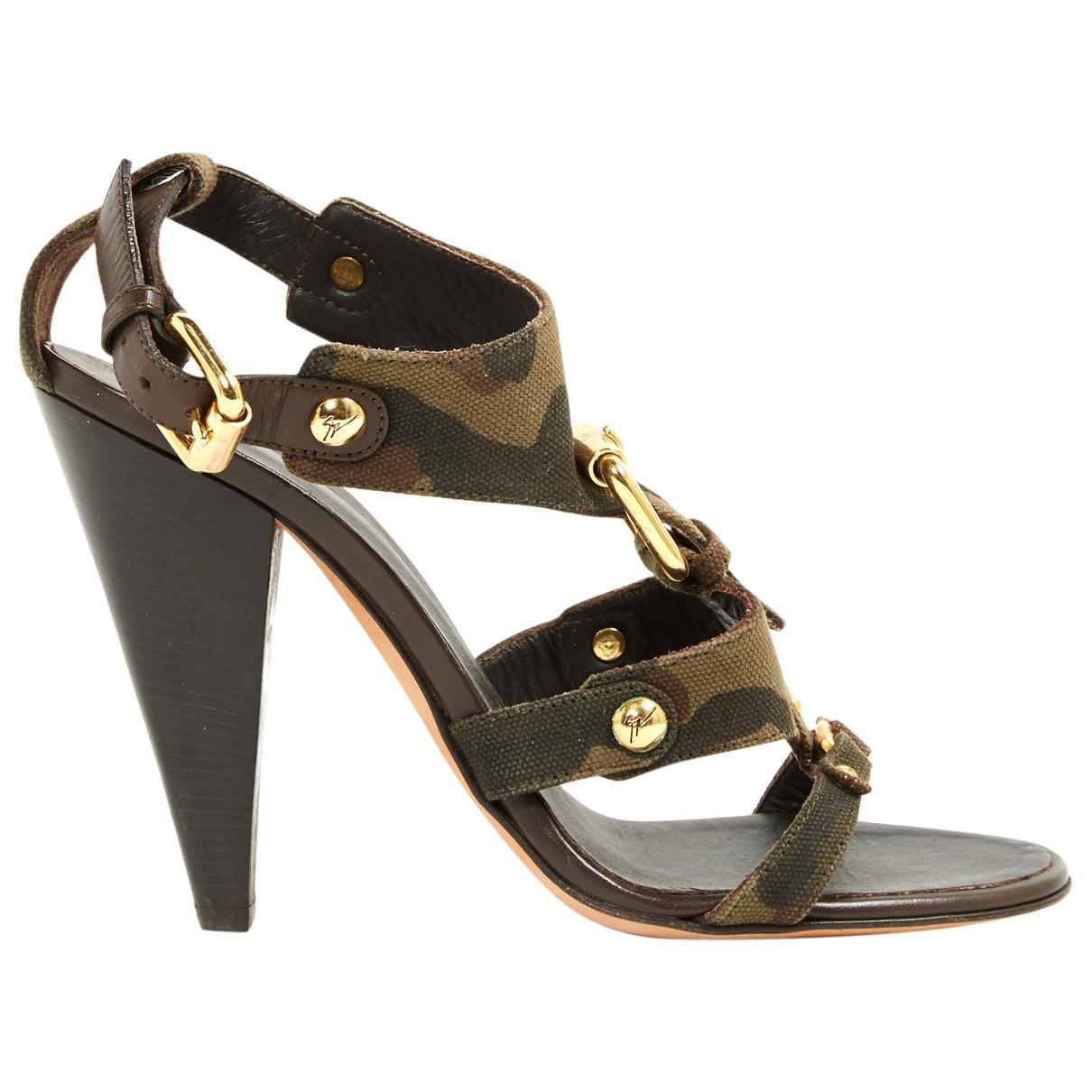 Pre-owned - Cloth sandals Giuseppe Zanotti rbTnTlQ