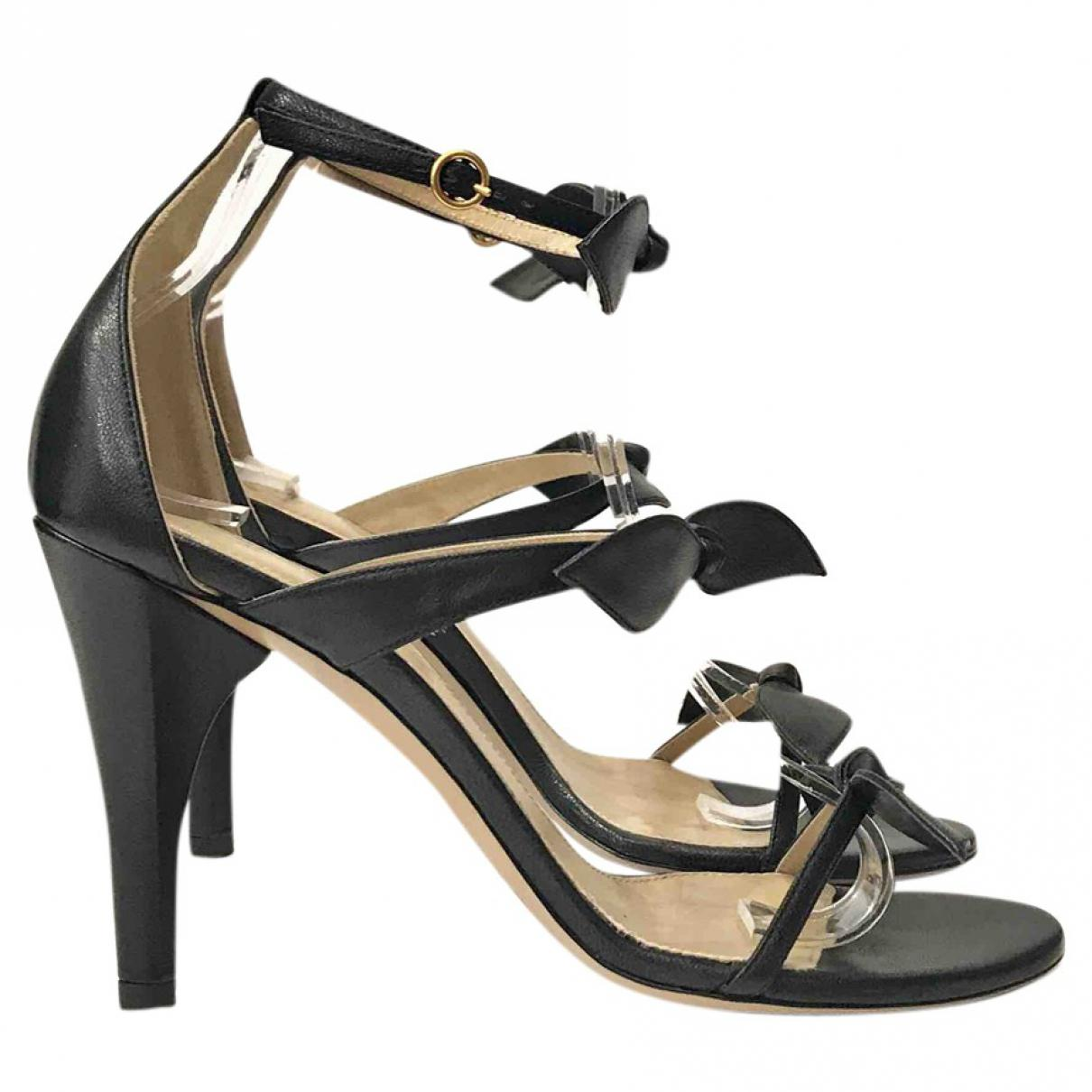 Pre-owned - Leather heels Chlo IrkP16Ilo0