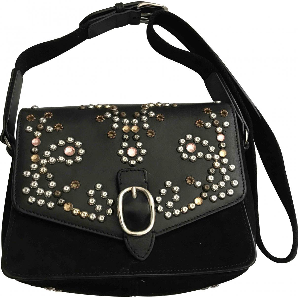 Pre-owned - Leather handbag Isabel Marant yXNYj46o
