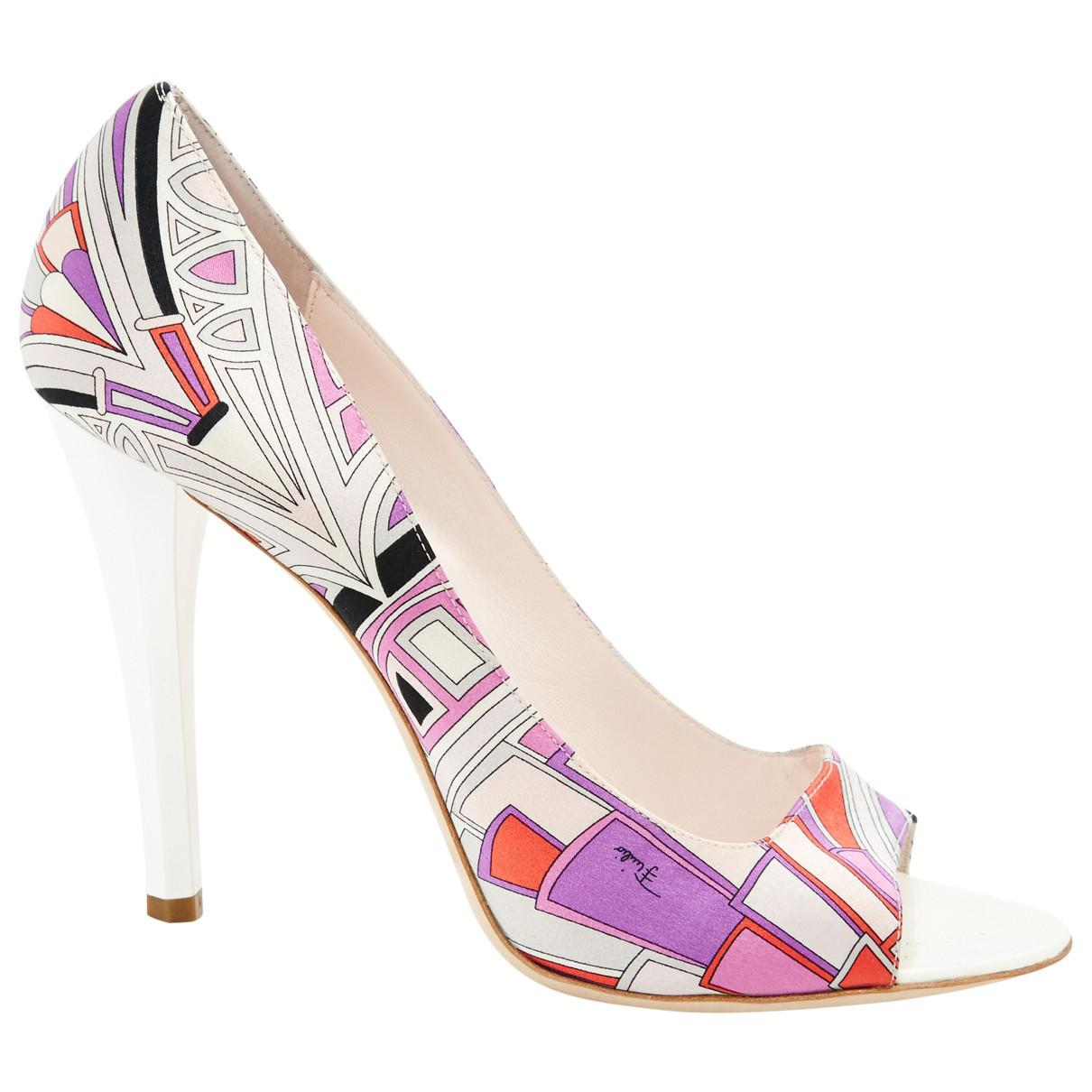 Pre-owned - Multicolour Heels Emilio Pucci 1GWi5nHjK
