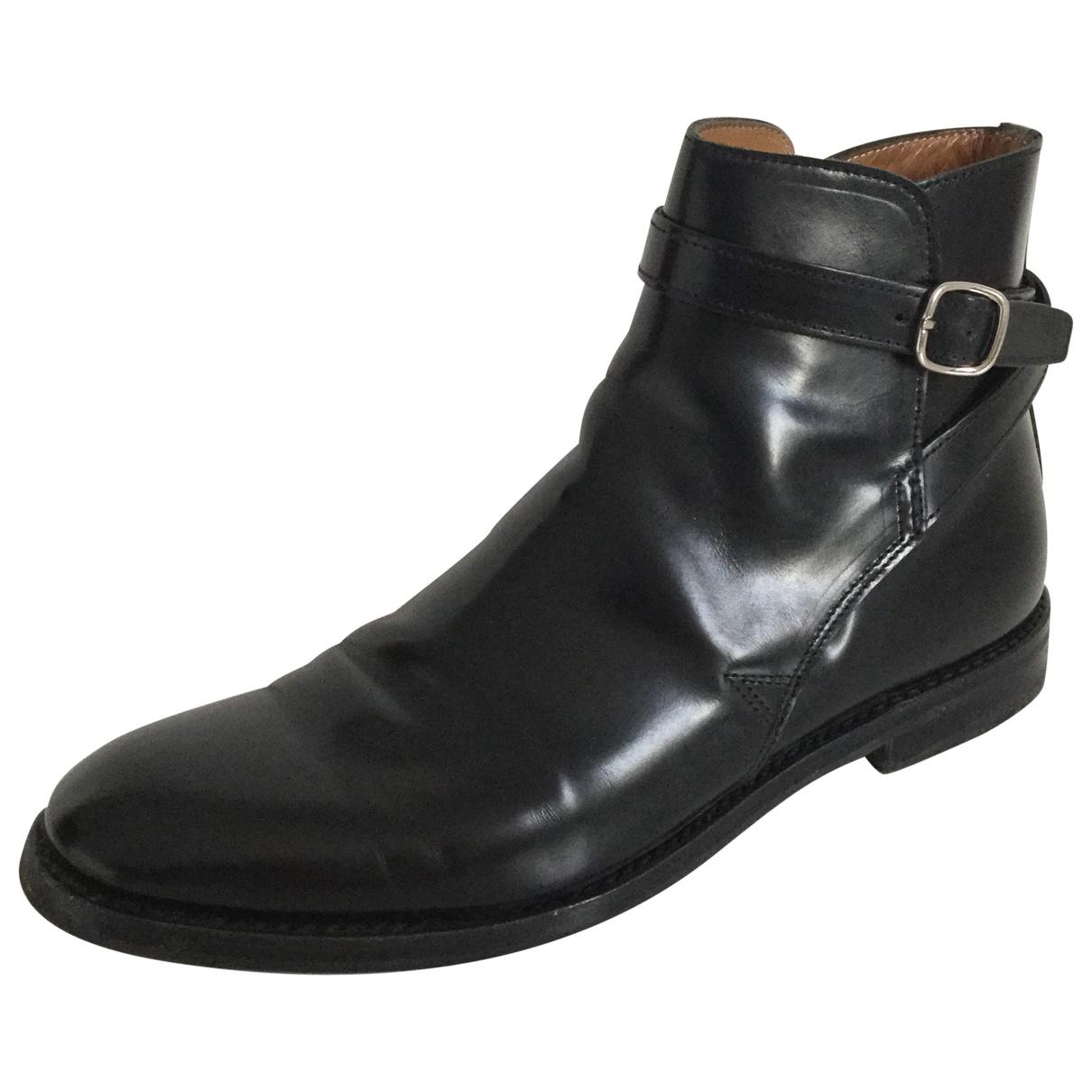 Pre-owned - Leather boots Churchs