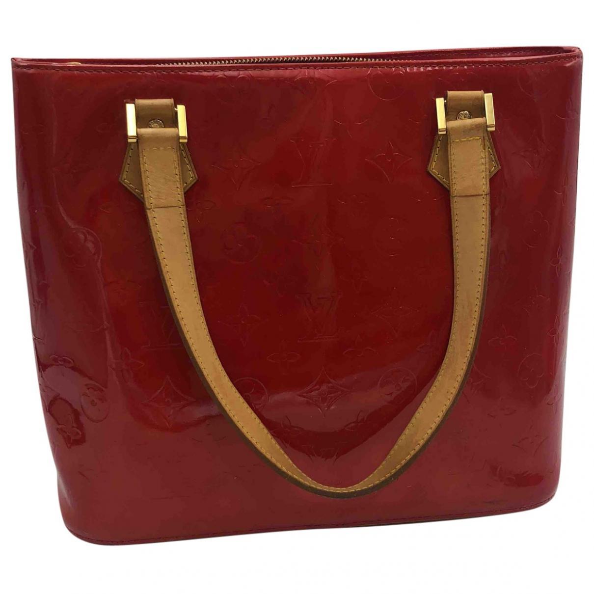 e049106ac636 Louis Vuitton Handbag Red Patent Leather - Handbag Photos ...