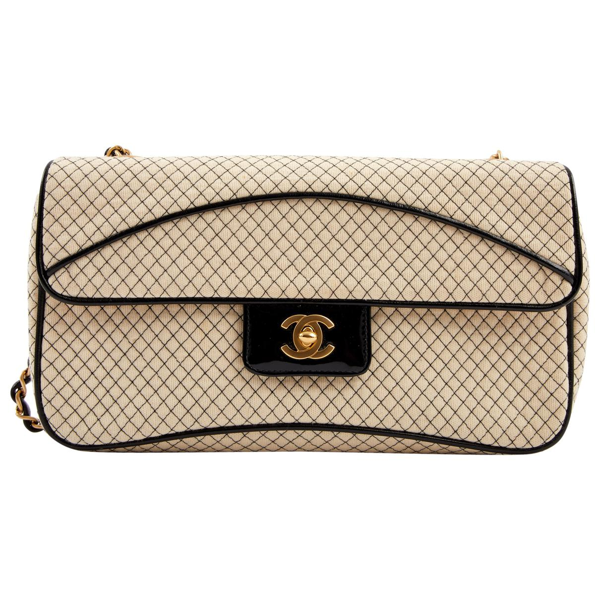 Pre-owned - Timeless cloth bag Chanel 3QUU75zmf