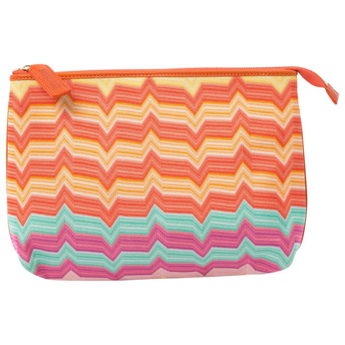 Missoni Pre-owned - Cloth clutch bag tkhPl9WPBD