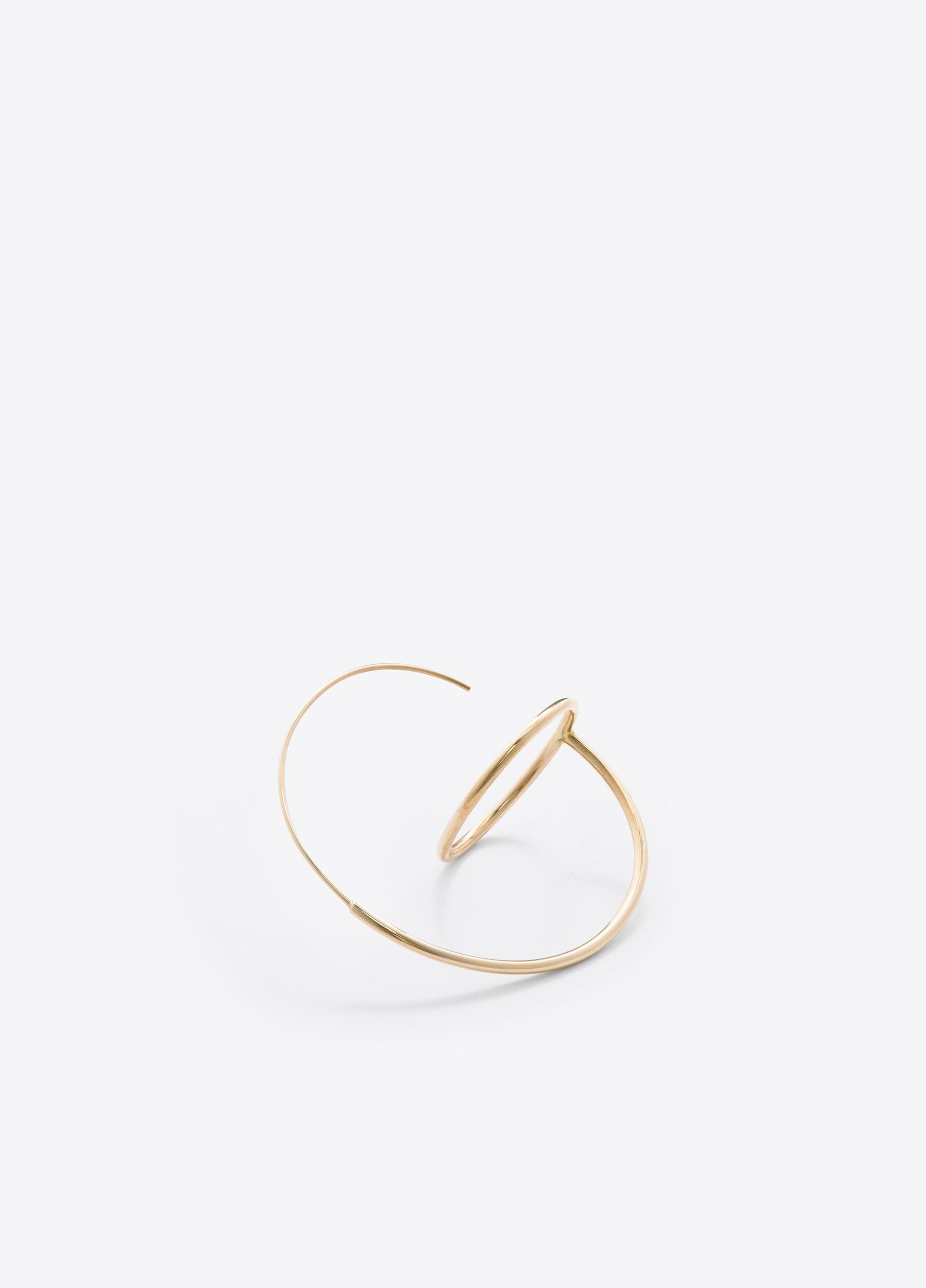 Vince Sayaka Davis / Jenny Single Earring Gold SY0Q0mthRd