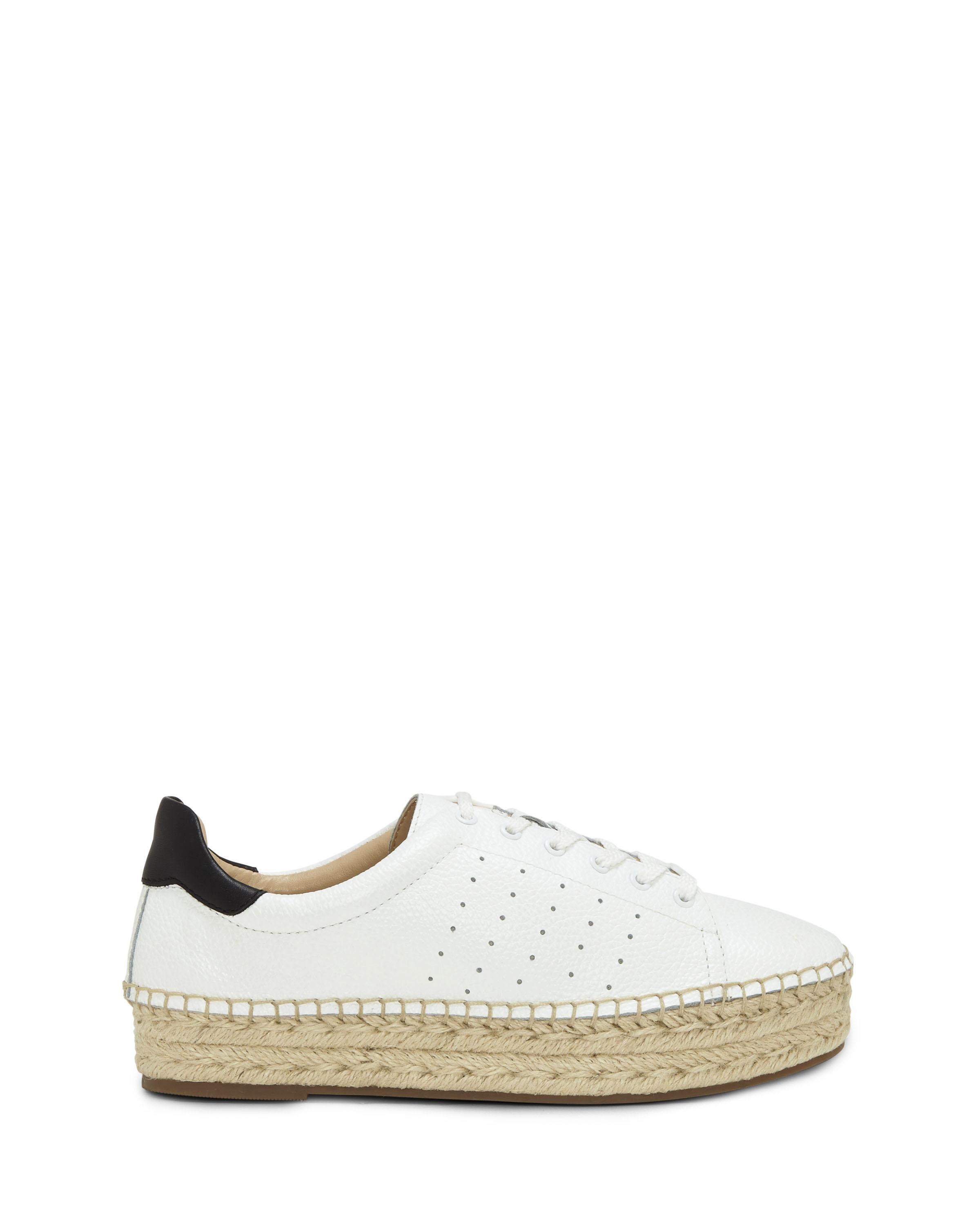 Vince Camuto Jinnie Perforated Platform Espadrille Sneakers Xbe31mHr8