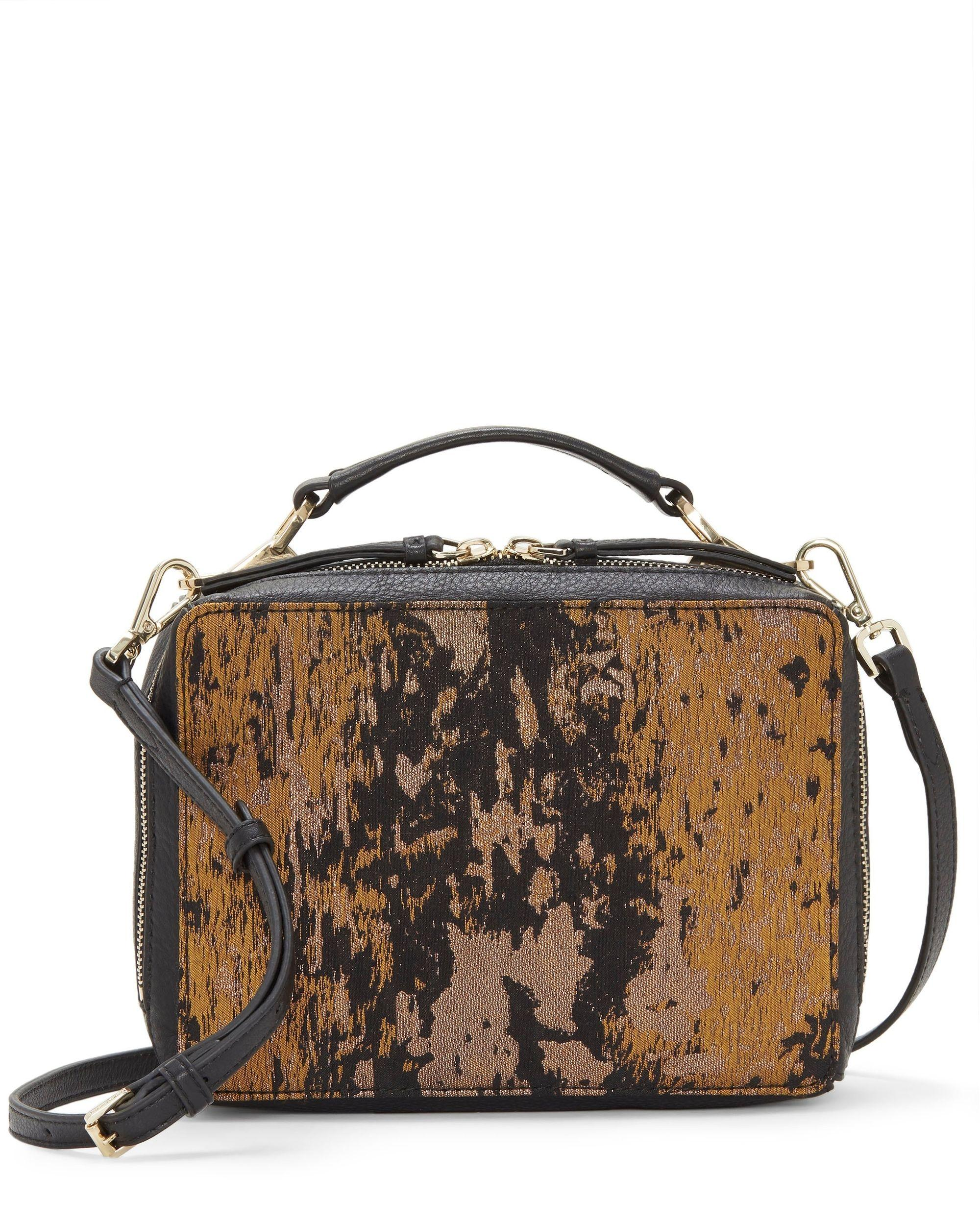 f971faa972 Lyst - Vince Camuto Lady – Textured Crossbody Bag