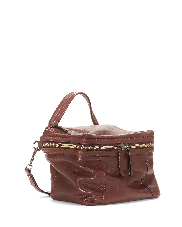 6e1b57220b Lyst - Vince Camuto Patch – Medium Crossbody Bag