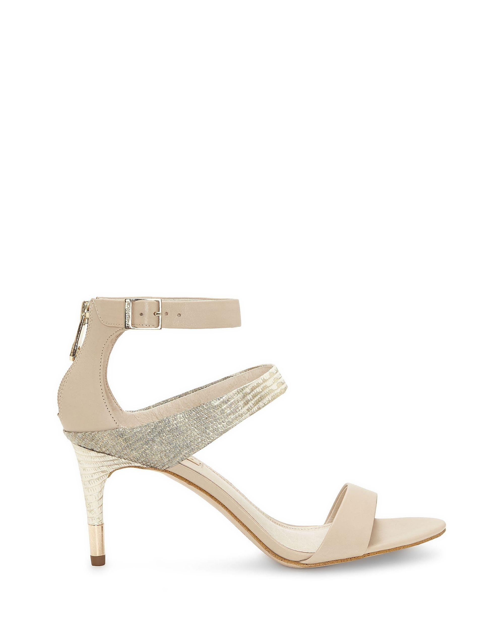 1c4788bb883 Lyst - Vince Camuto Louise Et Cie Keit – Material-blocked Sandal ...