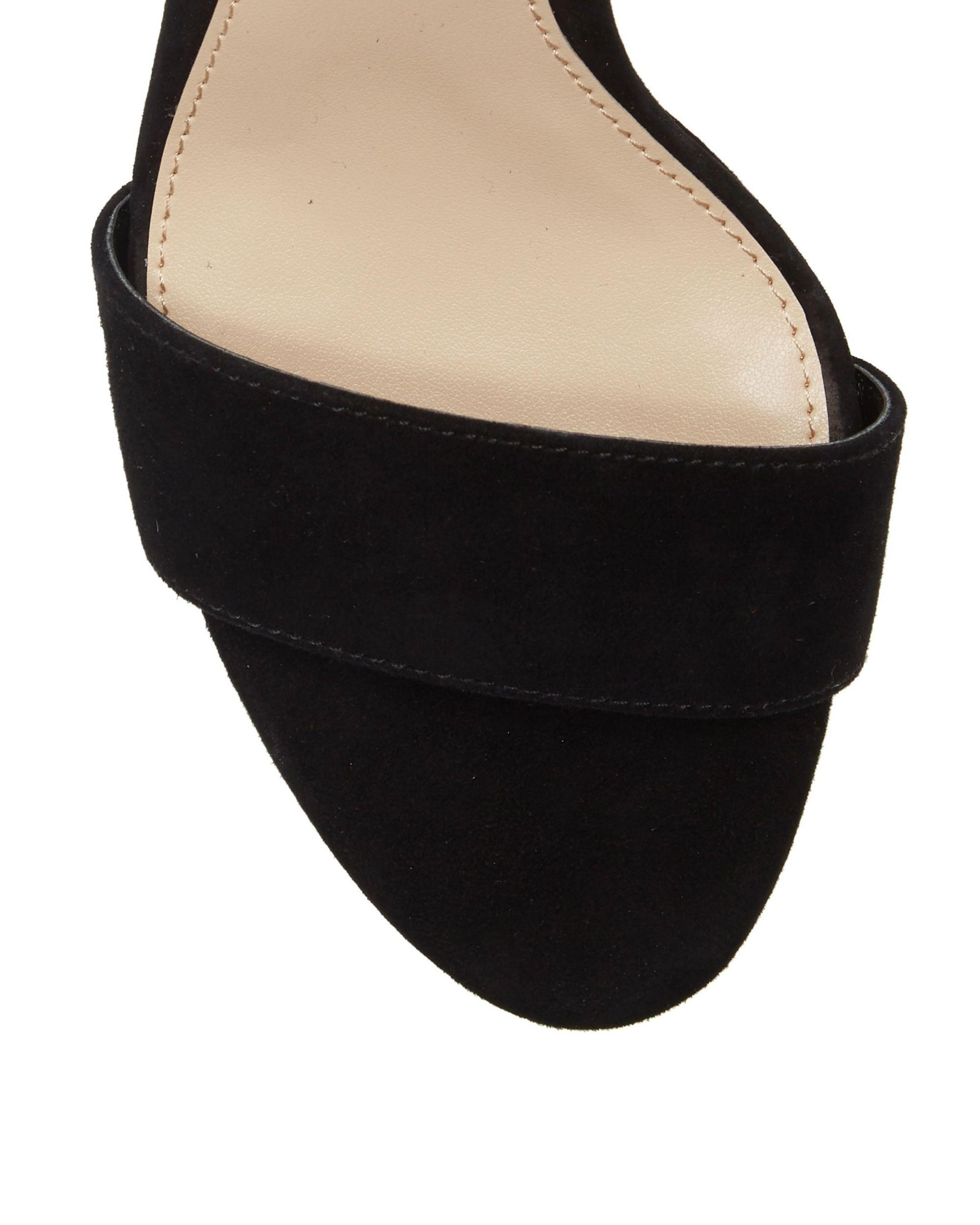 165da7336bf5 Vince Camuto - Black Sathina – Platform Sandal - Lyst. View fullscreen