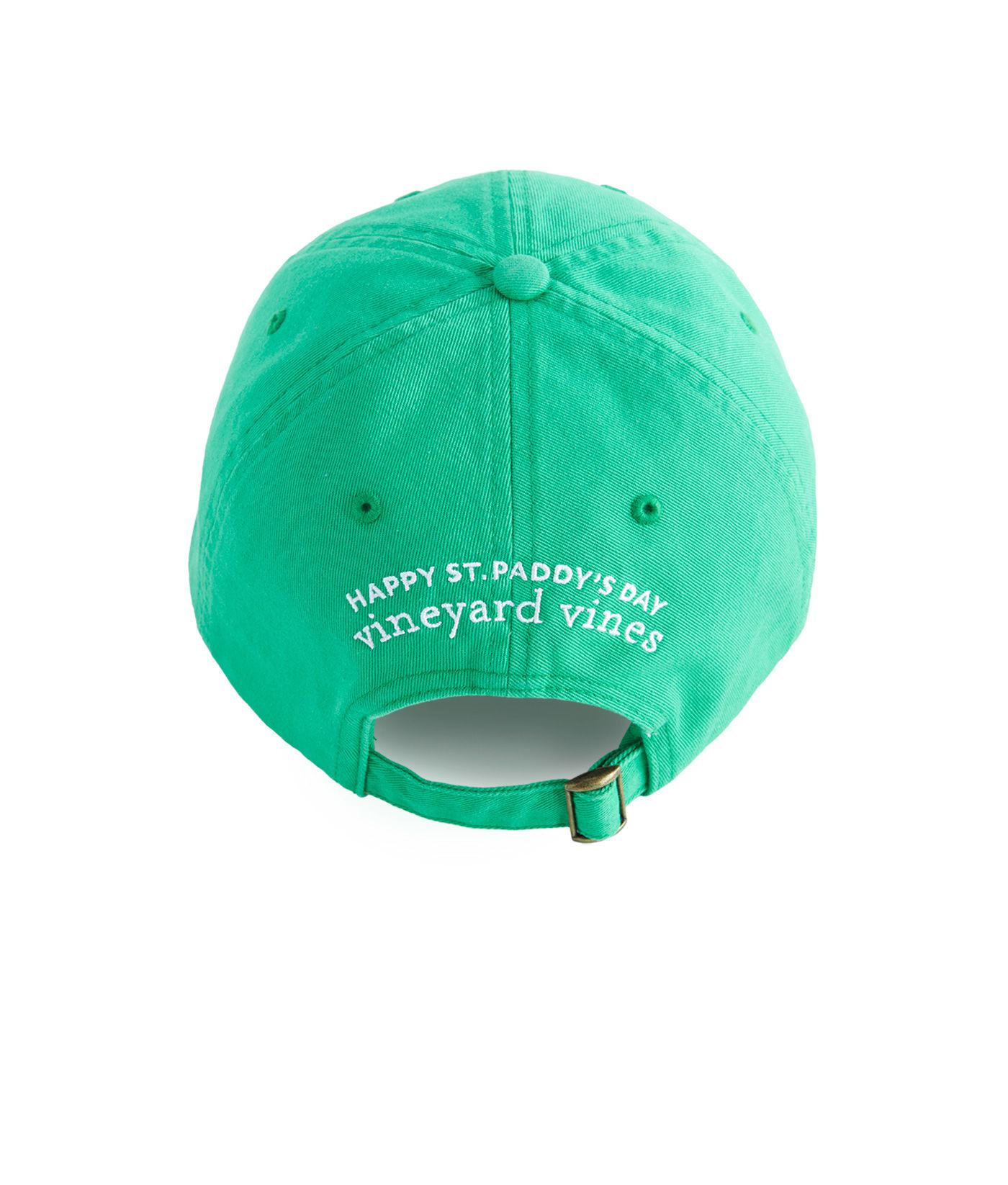 Lyst - Vineyard Vines St. Paddy s Day 2018 Hat in Green for Men faf2db847772