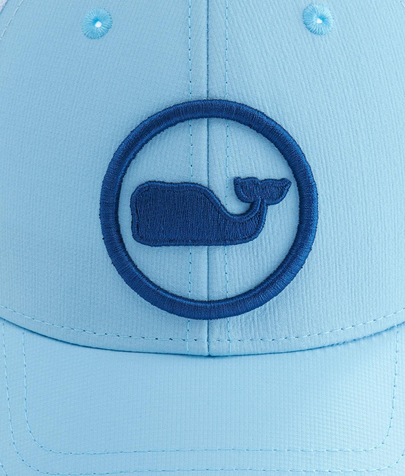 Vineyard Vines - Blue Whale Dot Performance Trucker Hat for Men - Lyst. View  fullscreen adb78f1a56e2