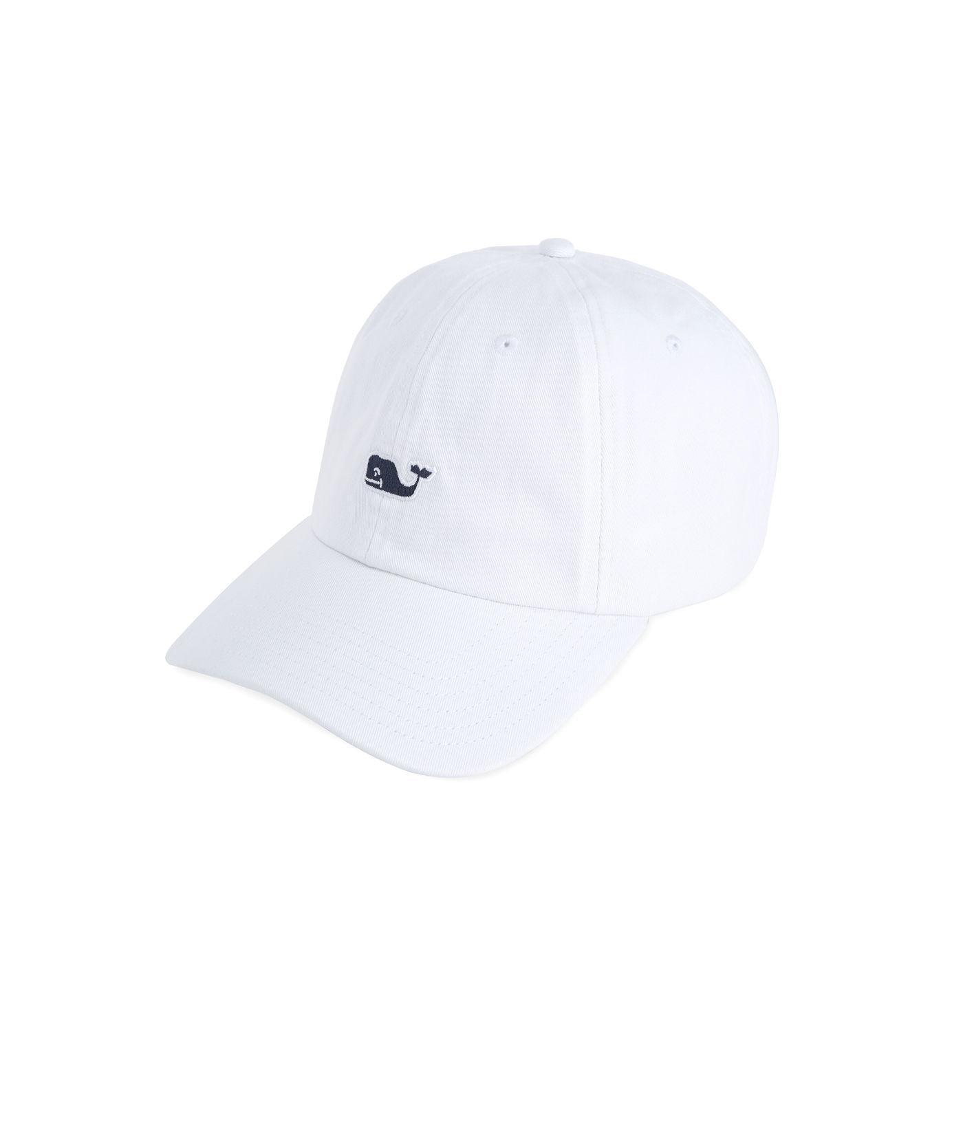 Vineyard Vines - White Whale Logo Baseball Hat for Men - Lyst. View  fullscreen 90bcdeec8698