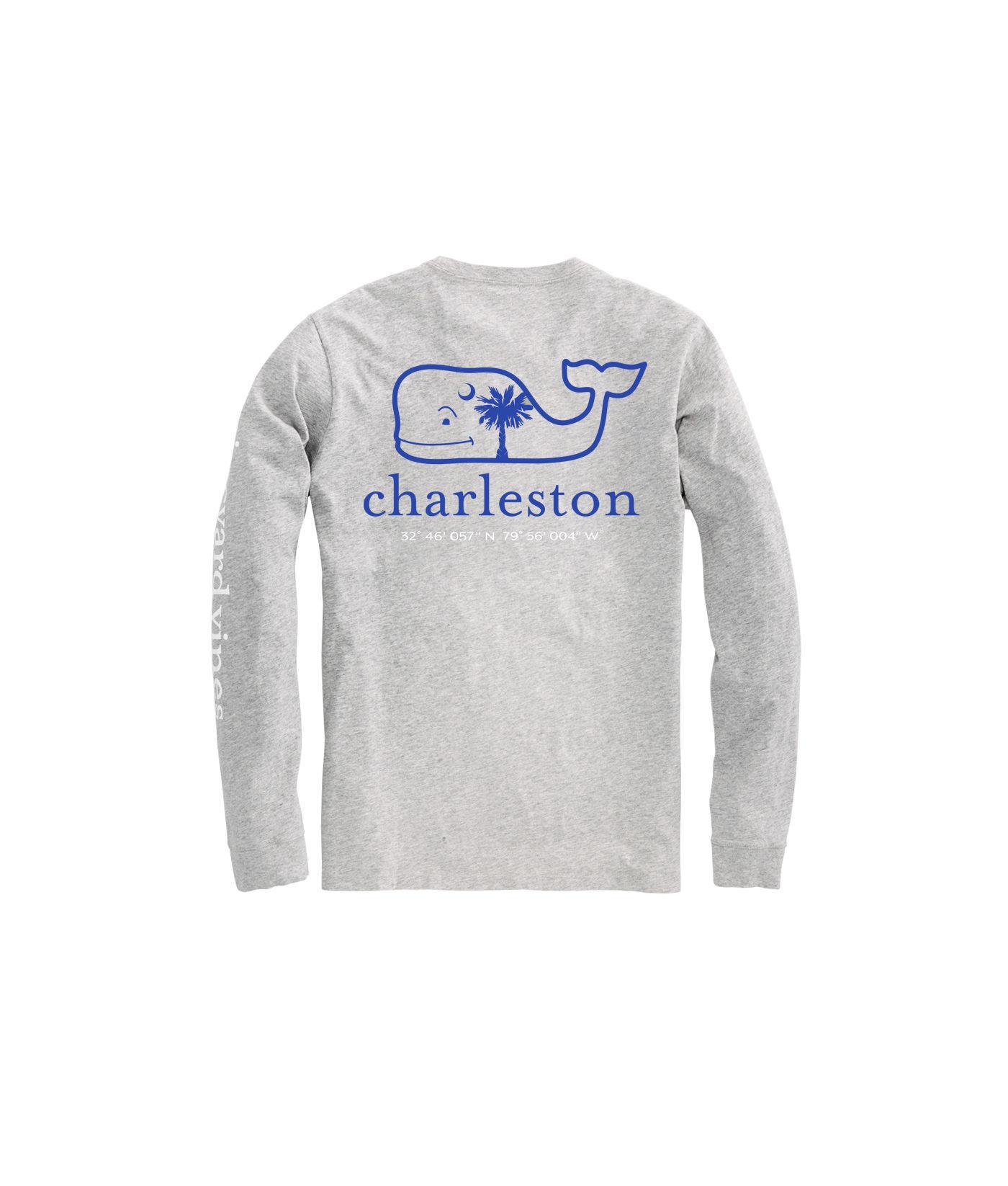 f60611c38e1 Lyst - Vineyard Vines Adult Long-sleeve Charleston Coordinates ...