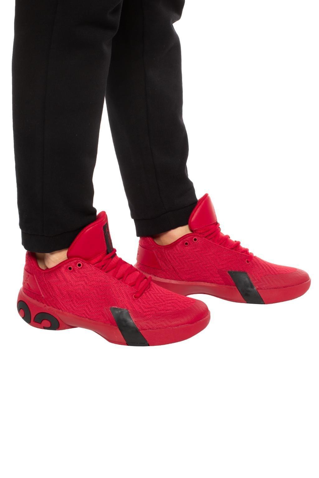 fce59efcbed2a Nike - Red Jordan Ultra Fly 3 Low Sneakers for Men - Lyst. View fullscreen