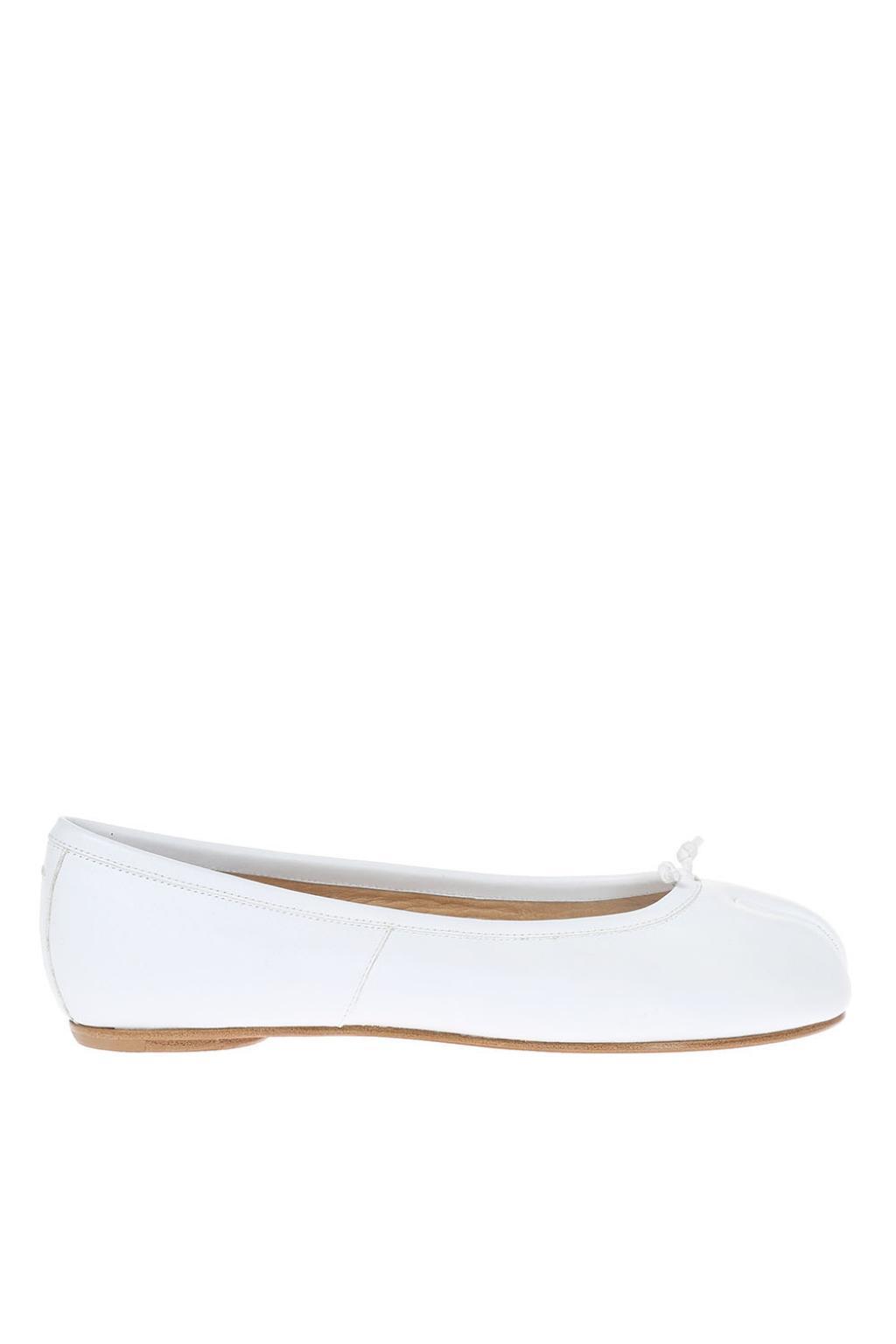 Tabi backless slippers - White Maison Martin Margiela I0N9h8DCII