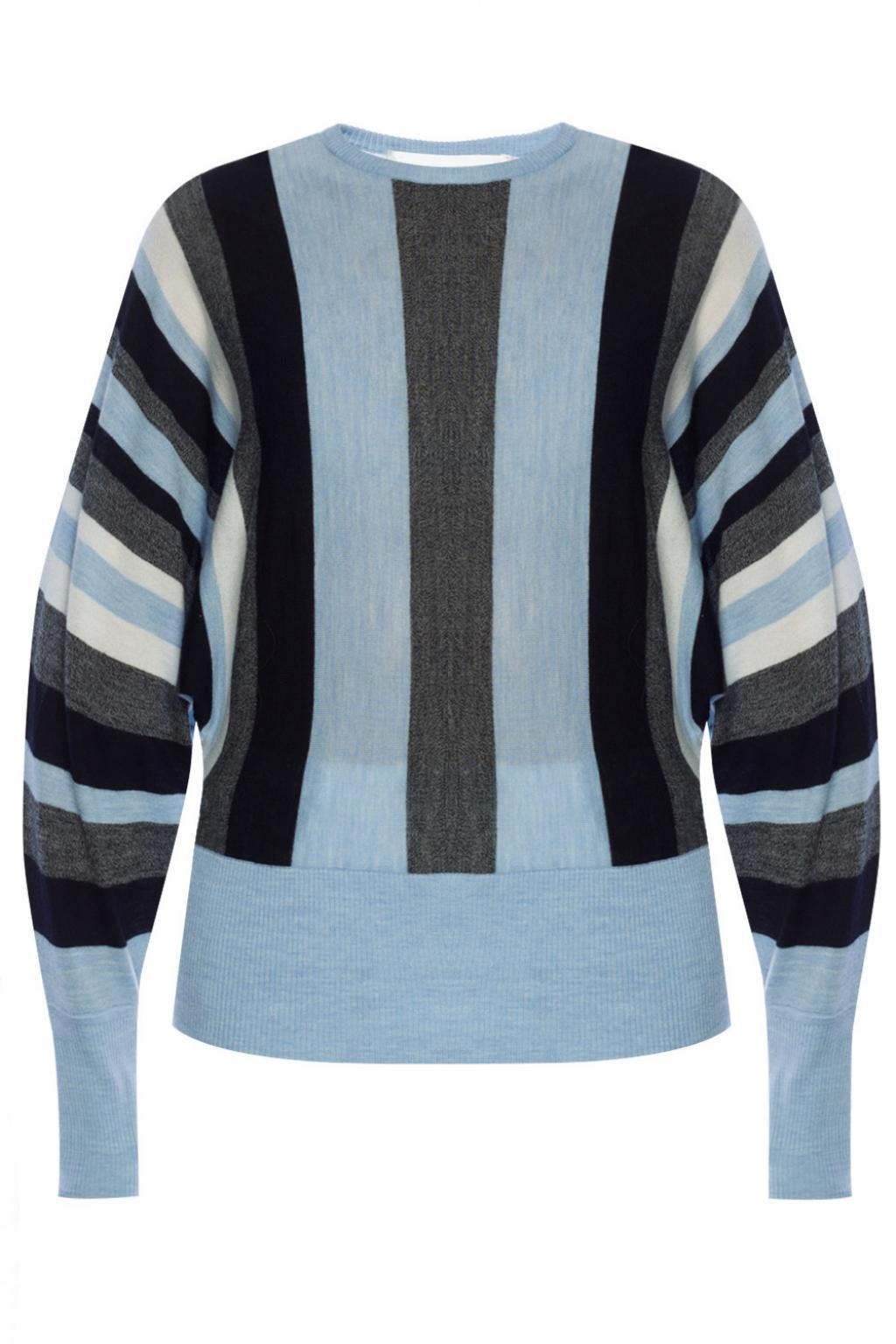 Victoria Victoria Beckham striped sweater Where To Buy Low Price Pre Order For Sale Cost For Sale Nicekicks Get To Buy Sale Online hS34iAYqV