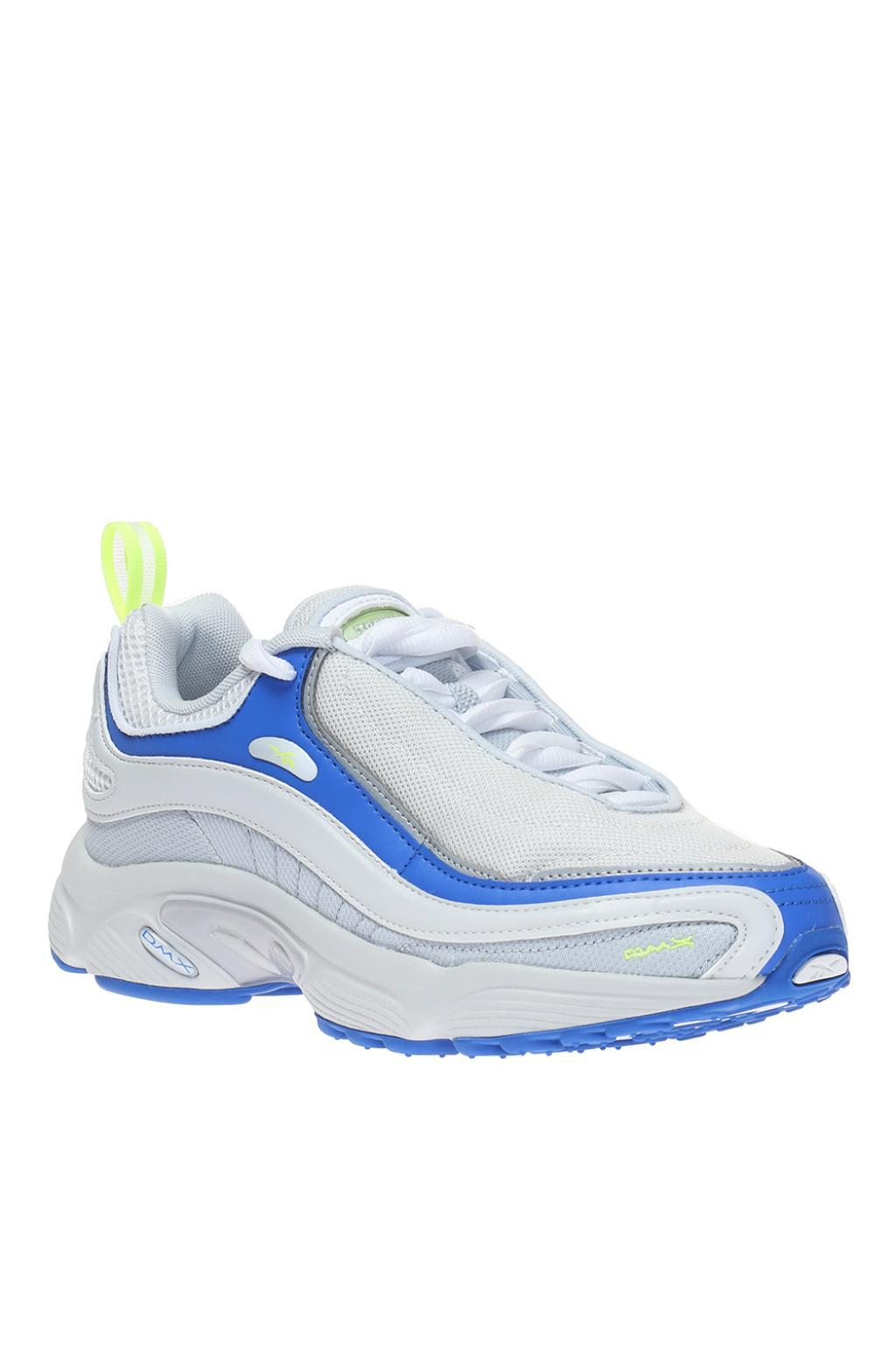 c4e77118eb23 Reebok  daytona Dmx  Sport Shoes in White for Men - Lyst