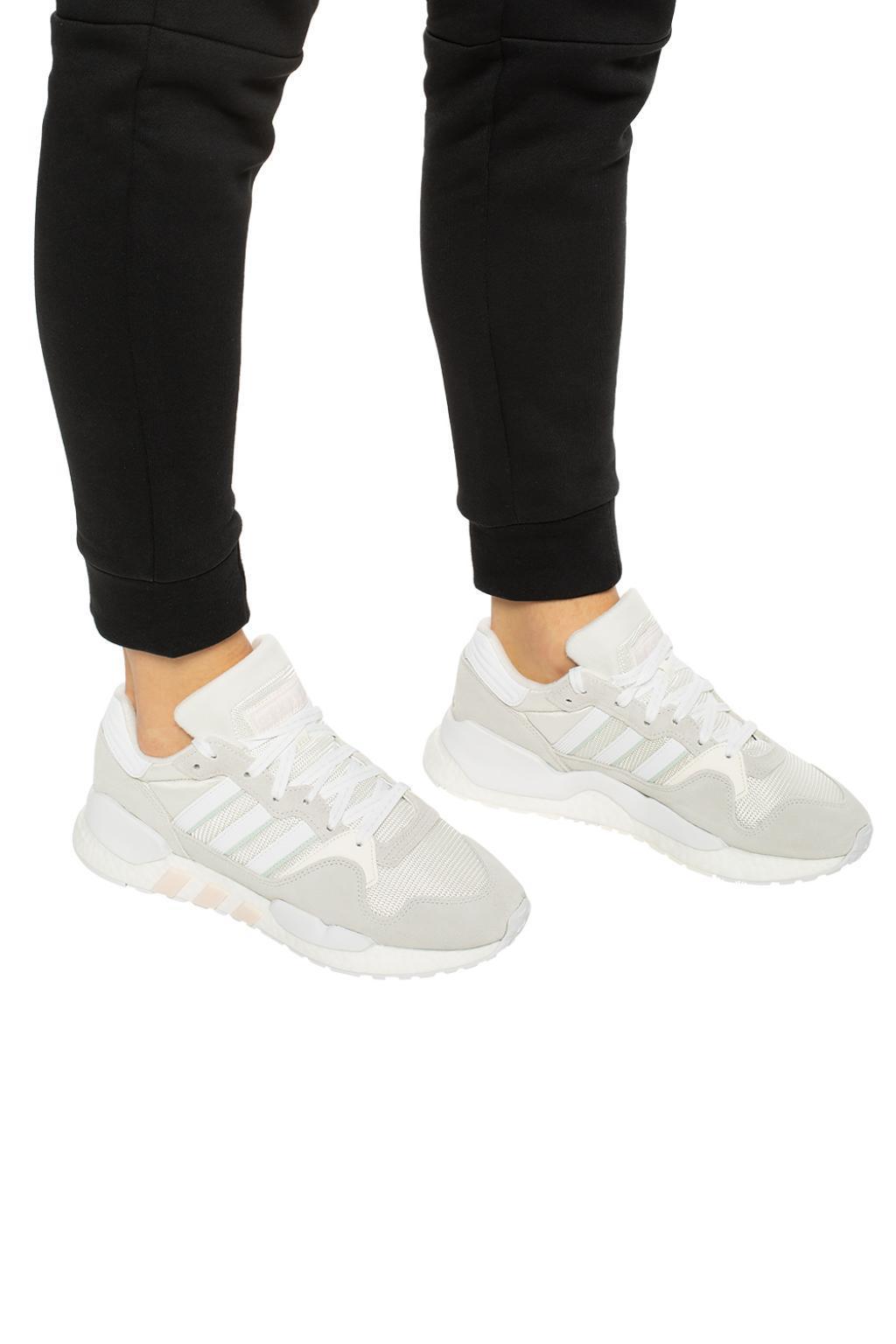 reputable site f0190 390ef Adidas Originals - Gray 'zx 930 X Eqt' Sneakers for Men - Lyst