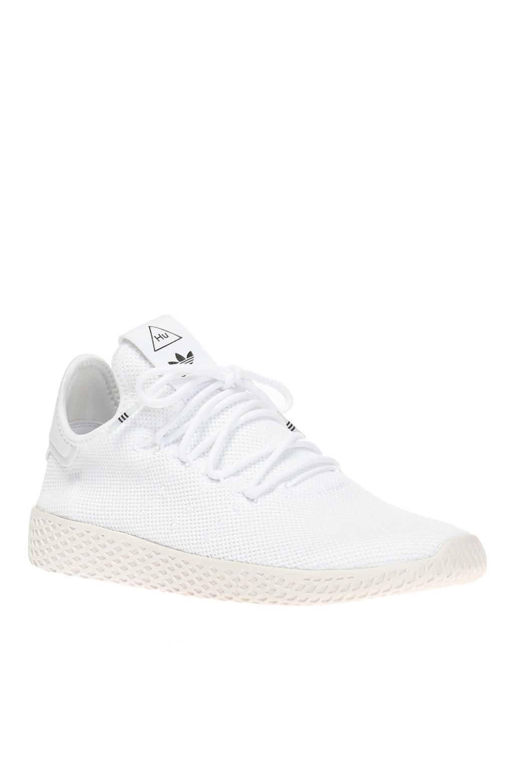 38dfcfc63 Adidas Originals - White X Pharell Williams for Men - Lyst. View fullscreen