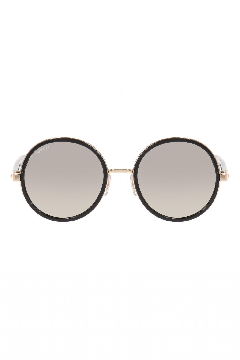 2965da8396  andie  Black Sunglasses Lyst Jimmy Choo In FwTxSEv